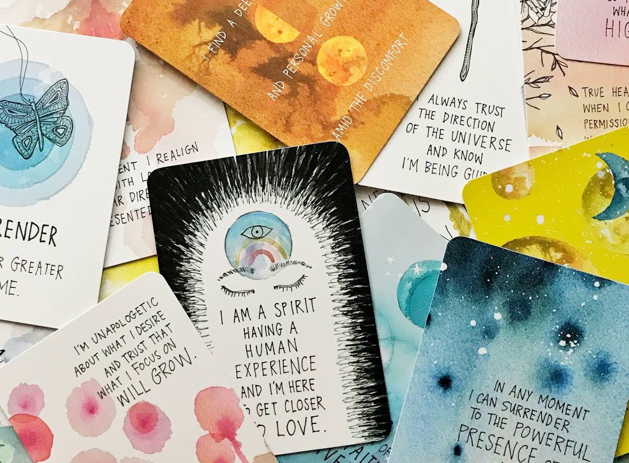 """Mi nueva lectura del mazo de cartas de """"El Universo Te"""