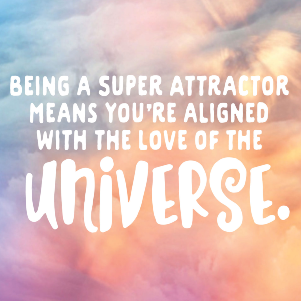 Ser un super attractor