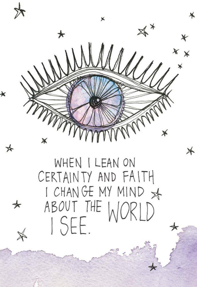 Miro y veo abundancia